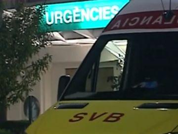 Vista del Hospital General Universitario de Valencia