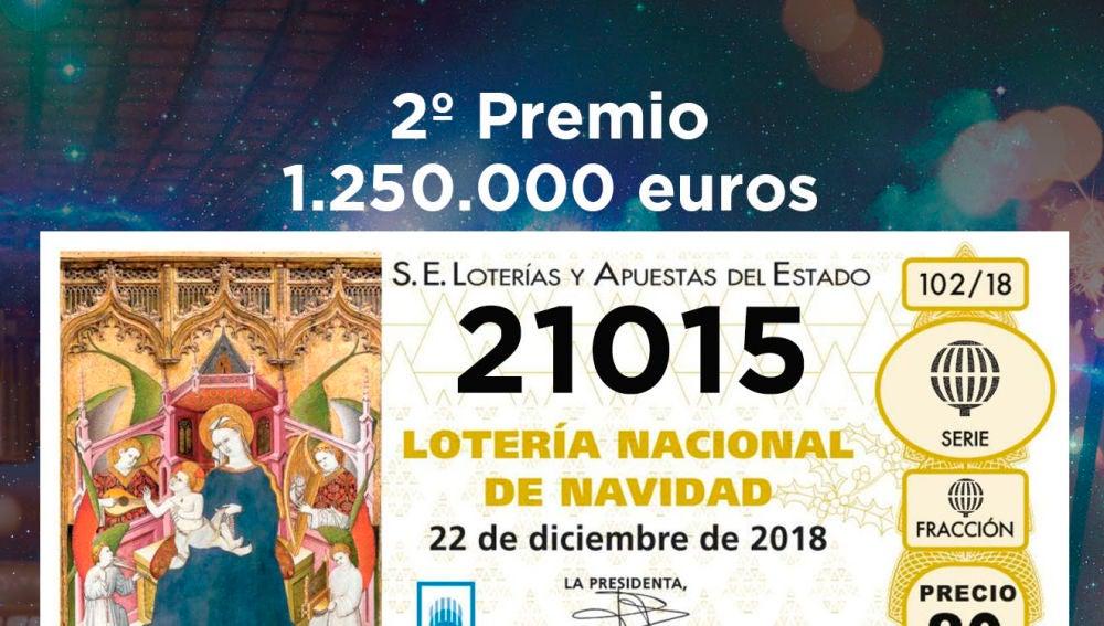 Imagenes Loteria Navidad.21015 El Segundo Premio De La Loteria De Navidad