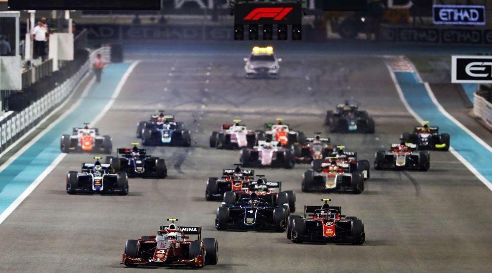 GP Abu Dhabi 2018