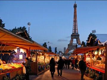 París en Navidad