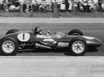 Jim Clark Rand GP 1961