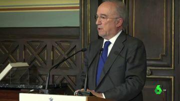Santiago Muñoz Machado, director de la RAE