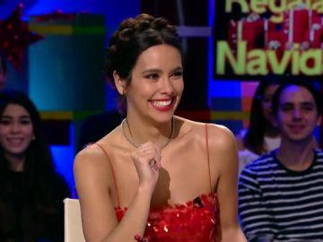 """Cristina Pedroche sobre su look de nochevieja: """"Que me quiten todo menos el vestido"""""""
