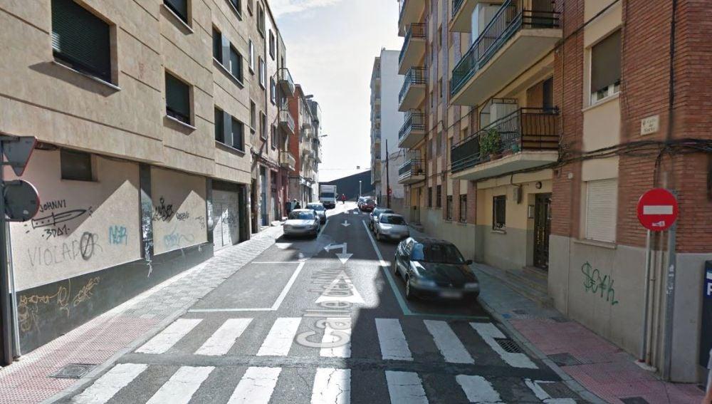Calle del Norte, Salamanca