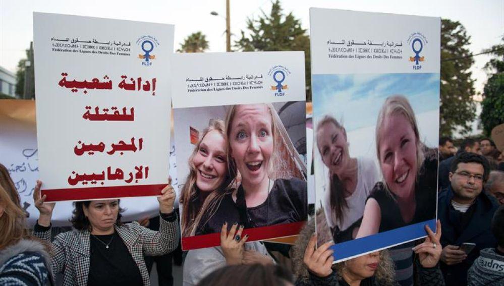 Recuerdo a las dos jóvenes nórdicas asesinadas en Marruecos