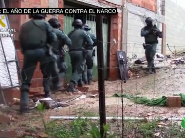 2018: El año de la guerra contra el narcotráfico