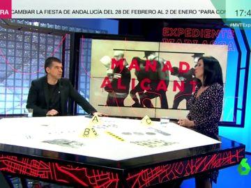 Beatriz de Vicente analiza el caso de La Manada de Alicante