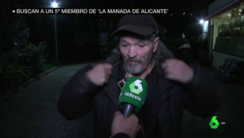 El hombre que ayudó a la víctima de 'La Manada de Callosa'