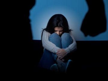Imagen de archivo niña abusada