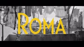 'Roma', película de Alfonso Cuarón
