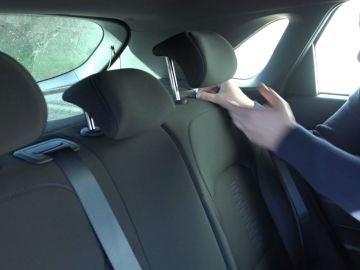 Reposacabezas del coche