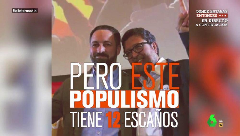 Remake del vídeo publicado por Albert Rivera, en El Intermedio