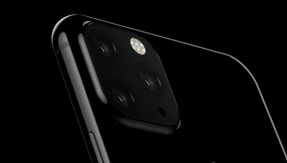 ¿Será así el iPhone XI?