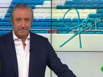 """Josep Pedrerol: """"Llega la hora de la renovación en el Madrid. Solari, atrévete"""""""