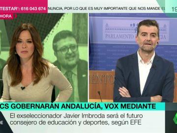 """Antonio Maíllo: """"La derecha quiere desmantelar la educación pública y nos van a tener en frente"""""""