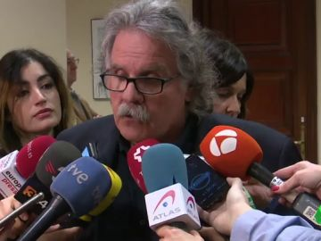 Joan Tardá, portavoz de ERC