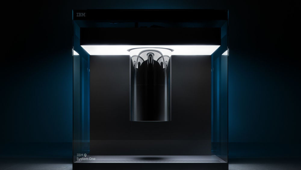 IBM presenta el primer ordenador cuantico para uso comercial