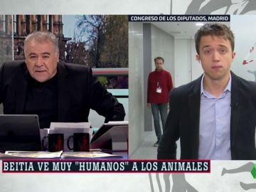 """Errejón responde a las declaraciones de Ruth Beitia: """"En España se sigue discriminando y asesinando a las mujeres por el hecho de serlo"""""""