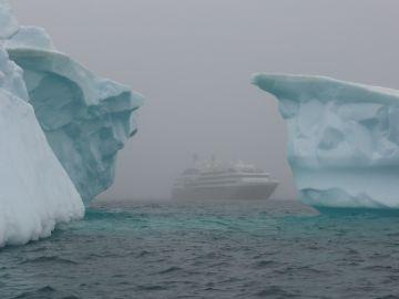 Crucero por la Antártida