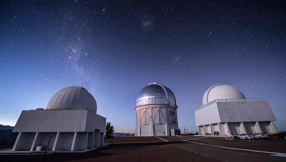 El Dark Energy Survey cartografia un octavo del cielo en busca de energia oscura