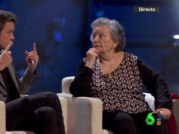"""La conversación entre Íñigo Errejón y María Galiana en Dónde estabas entonces: """"Estamos contra los 2000"""""""