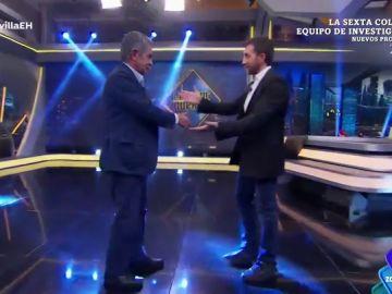 Miguel Ángel Revilla y Pablo Motos