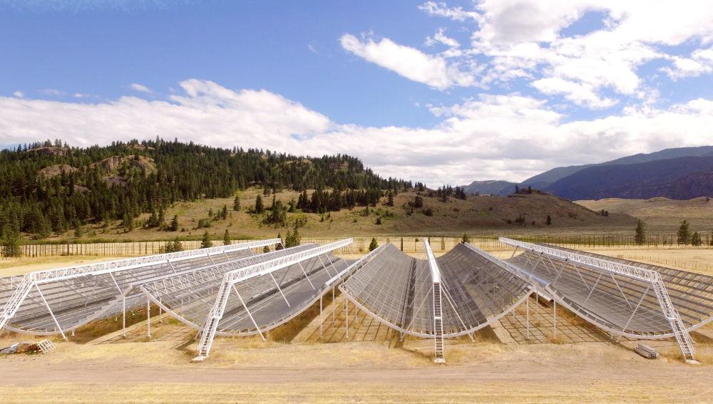 Una nueva senal de radio cosmica despierta las teorias alienigenas