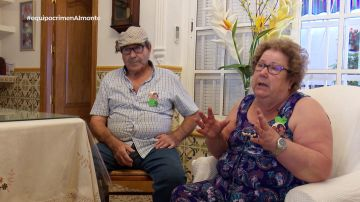 El horrible relato de los abuelos de la niña del crimen de Almonte tras encontrar los cuerpos