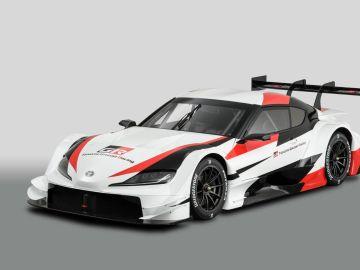 Toyota GR Supra Concept 2020
