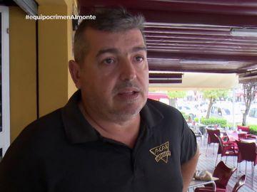 El camarero del bar en el que fue visto por última vez Miguel Ángel