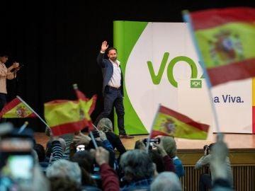 Santiago Abascal en una imagen de archivo