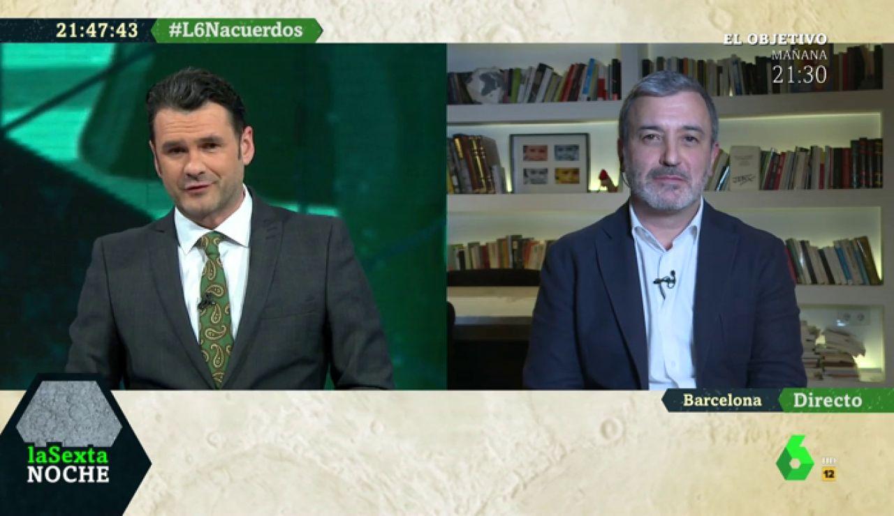 """Jaume Collboni: """"Nadie se cree que Ciudadanos no ha pactado con Vox"""""""