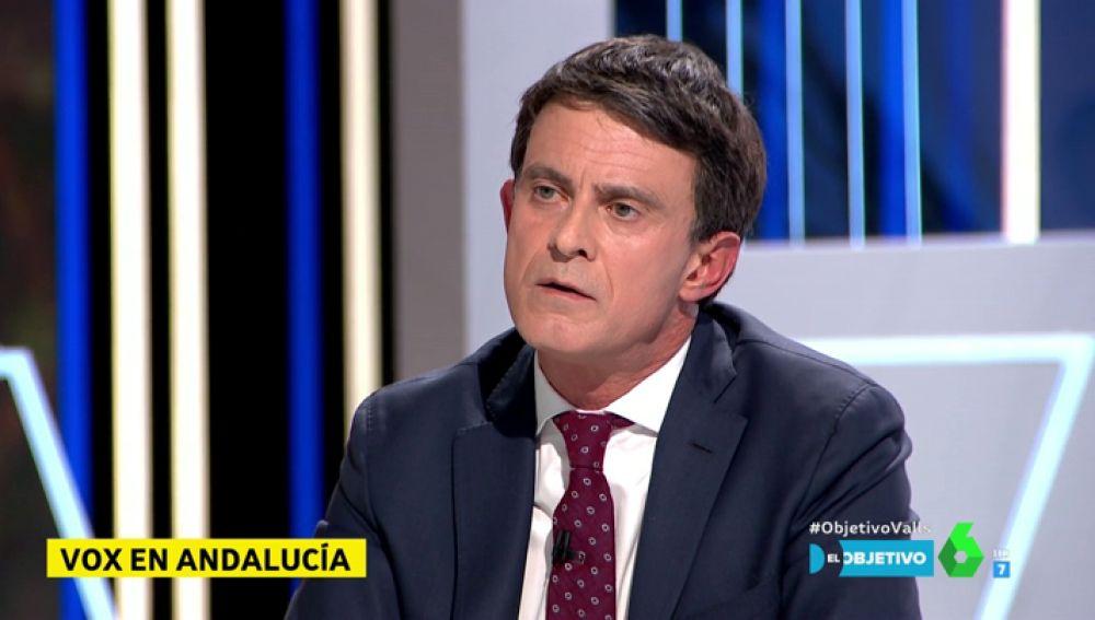 Manuel Valls en El Objetivo
