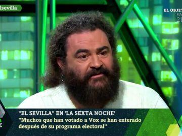 """El análisis de El Sevilla sobre el auge de Vox: """"Conozco a gente de izquierdas que les ha votado"""""""