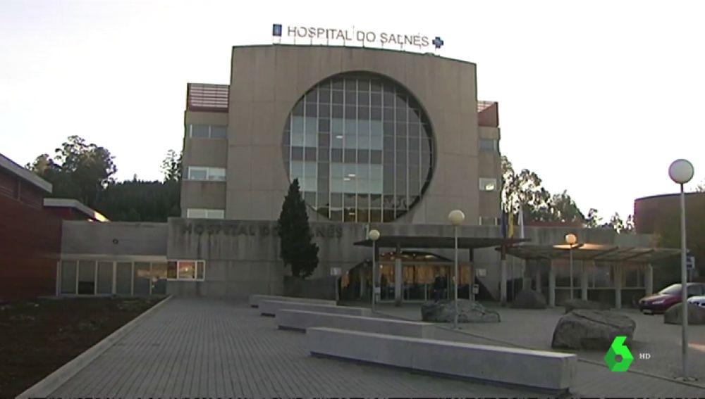 Un bebé de 11 meses resulta herido durante una pelea entre sus padres en Pontevedra