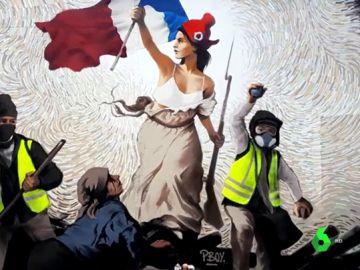 Esconden un grafiti en París con un puzle de bitcoins: quien lo encuentre y resuelva ganará 1.000 dólares