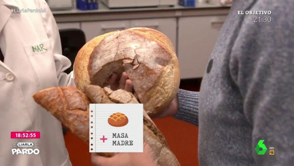 El análisis en un laboratorio deja al descubierto el fraude del pan: las mentiras que a veces nos venden con la excusa de la masa madre