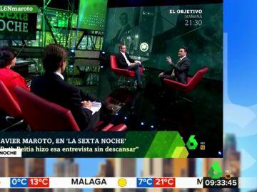 Javier Maroto e Iñaki López