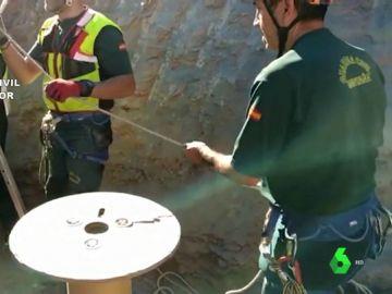Más de 30 horas buscando a Julen en un pozo en Málaga