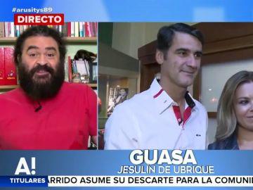 El Sevilla habla de Jesulín