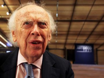 James Watson, co-descubridor del ADN