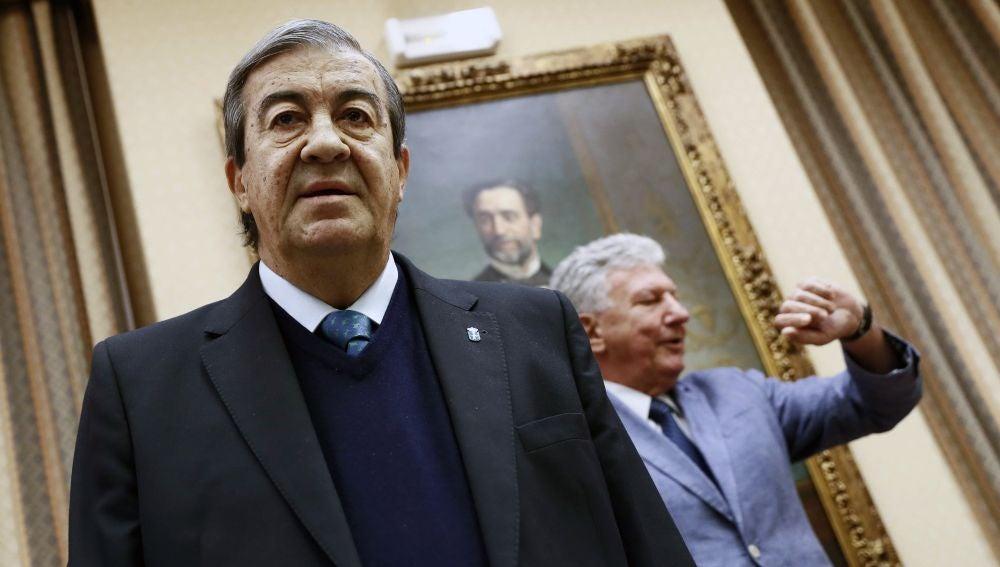 Francisco Álvarez-Cascos, en una imagen de archivo