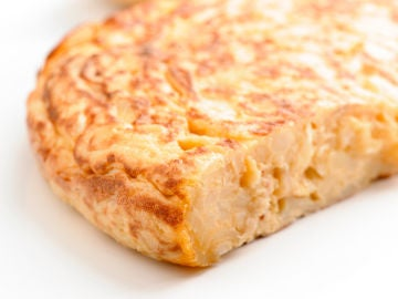 Tortilla de patatas: ¡Buenísima!