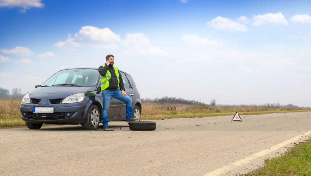 Emergencia en carretera