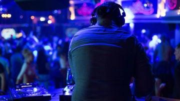 Imagen de archivo de una discoteca