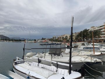 Imagen de archivo del Puerto de Alcúdia
