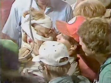 El rescate de Jessica McClure en 1987