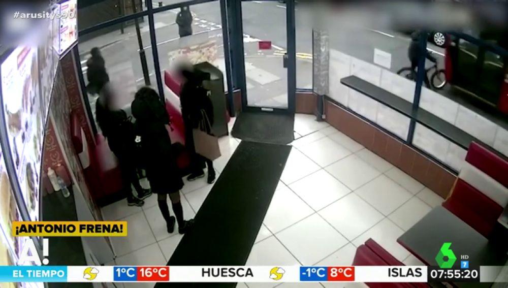 El impactante vídeo del atropello a un niño de 12 años cuando huía de unos jóvenes que le perseguían