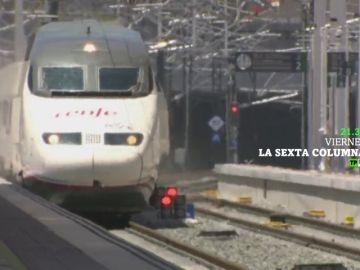 Trenes: ruta por la España en vía muerta, este viernes en laSexta Columna