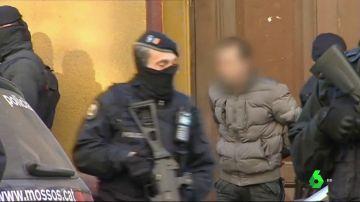 VÍDEO REEMPLAZO | Los Mossos desarticulan un célula yihadista en Barcelona con voluntad de atentar